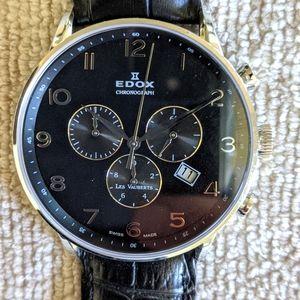 EDOX Chronograph Watch